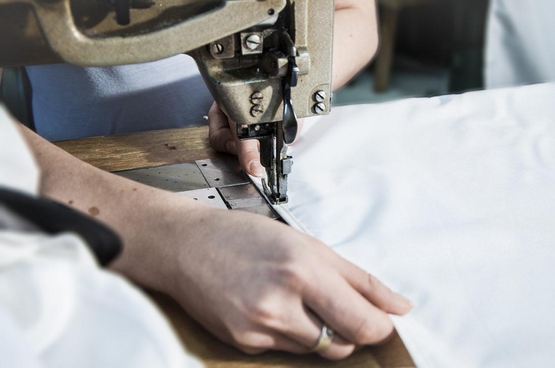 Tekstiilitarvike - Ompelija